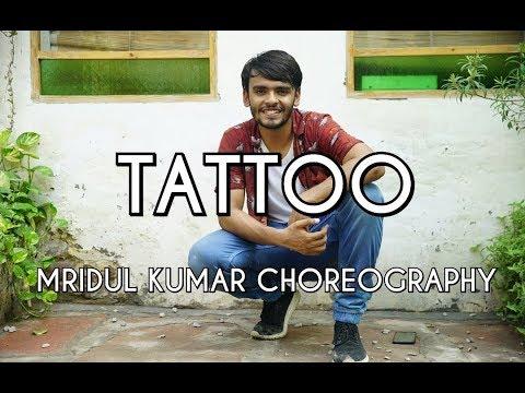 Tattoo | Lauren Gottlieb | Sachin- Jigar | Shefali Alvares | Mridul Kumar Choreography