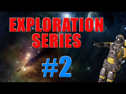 A BIG ASS DRILL - Space Engineers Exploration Let's Fail - 02