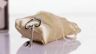 2 Charm Necklaces Dream Revel Keep London: Wishbone & Key
