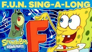 Sponge bob fun song videos / InfiniTube