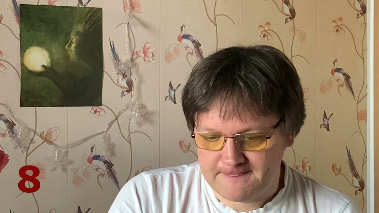 Сергей Левин. Участник СТАМ-фестиваля отвечает на вопросы. Видео.