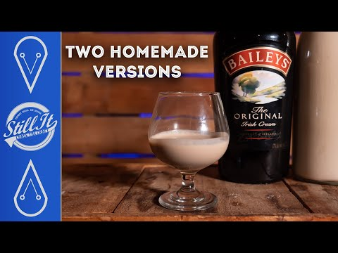 How To Make Home Made Baileys : Better Than The Real Thing