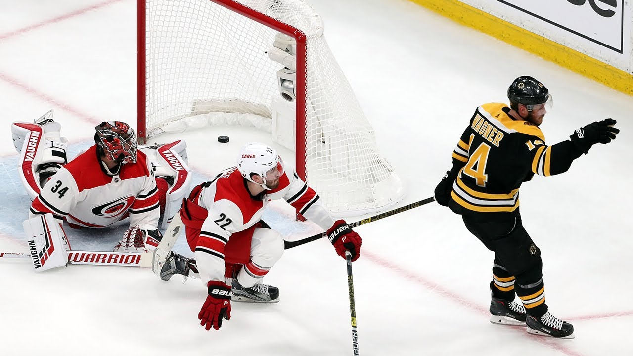 Bruins forward Chris Wagner to miss Game 4