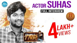 Color Photo Movie Actor Suhas & Director Sandeep Raj Exclusive Interview || Frankly With TNR #77