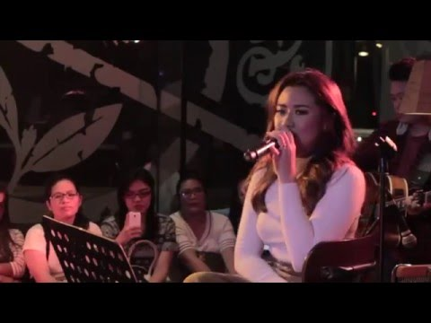 Morissette Amon - Empire State of Mind (an Alicia Keys cover) Live at the Stages Sessions