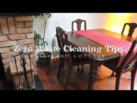 Zero Waste General Cleaning Tips - Simple & Natural