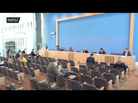 LIVE: German government holds press conference in Berlin (ORIGINAL)