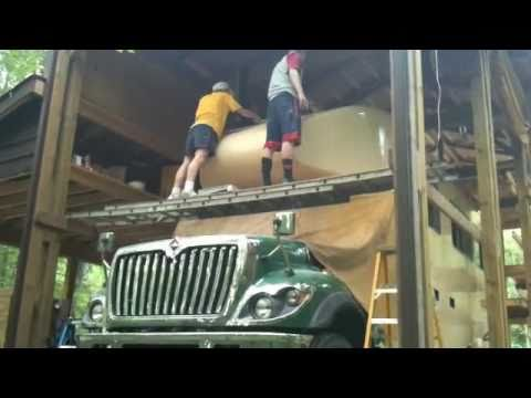 Building the RV