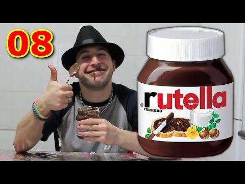 RUTTELLA - Parodia Nutella [Pubblicità 08] - DorianBe