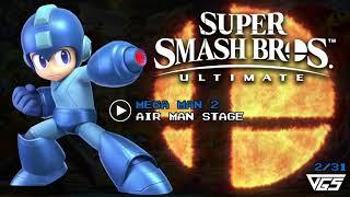 All Mega Man Songs | Super Smash Bros. Ultimate | OST | 31 tracks