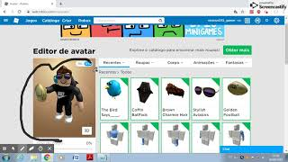 Donating account at Roblox 5