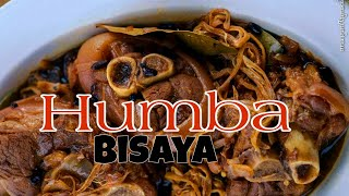 Humba Bisaya, cooked in slow Cooker, Humba Pata