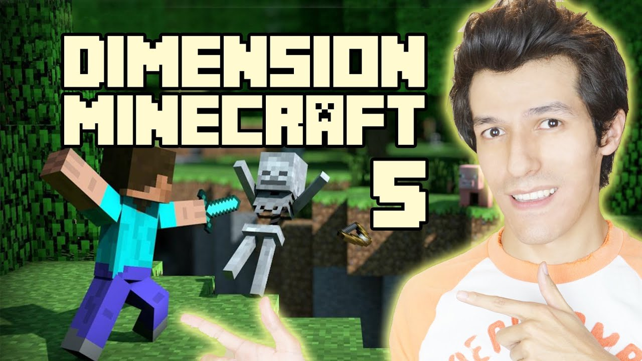 Minecraft Silla Caballo Una Noche De Terror Dimension Minecraft Episodio 5