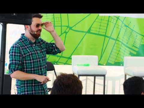 Sean Lynch - Startupfest 2014