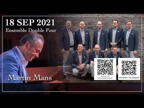 Download Martin Mans en Ensemble Double Four