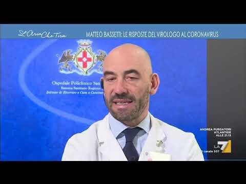 Quali mascherine usare contro il Coronavirus? Matteo Bassetti: 'Parlano in tanti e non parlano ...