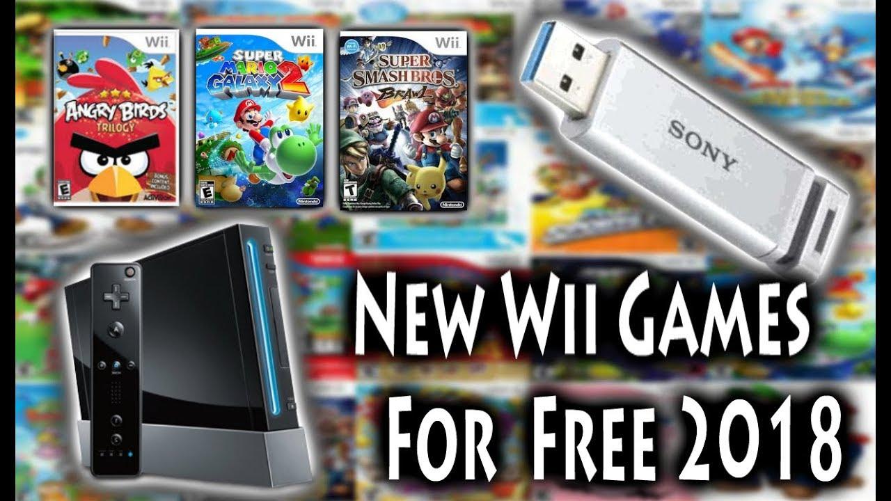 Wii Spiele Download