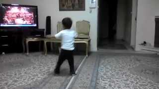 Persian Child Dance & Indian Song - Raibod Amirinia -2