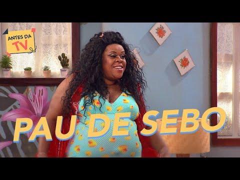 Terezinha CURIOSA com perfume de Éricsson   Vai Que Cola   Nova Temporada   Humor Multishow