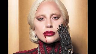 vuclip Lady Gaga Hot Compilation In American Horror Story !!