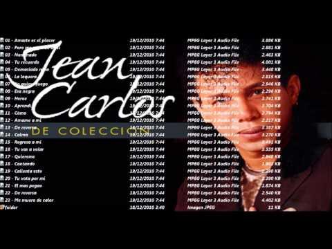 JEAN CARLOS Grandes Exitos [Enganchado CD Completo]