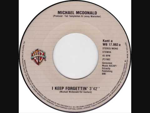 "Michael McDonald - I Keep Forgettin' (Dj ""S"" Bootleg Extended Bonus Beat Sax Re-Mix)"