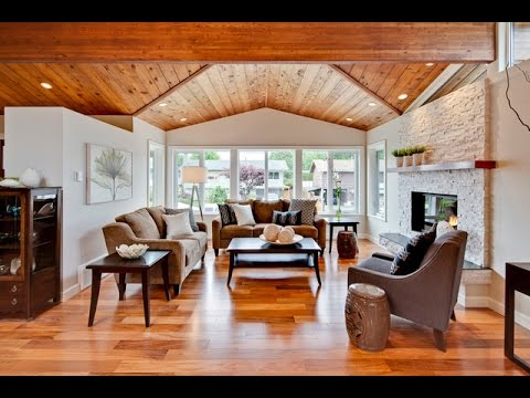 #Wood Ceiling Design Ideas Wood False Ceiling Designs For Living Room U0026  Bedroom | HomE DesignS