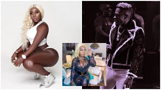 HOTTEST Dancehall Queen Spice From Jamaica Calls Shatta Wale For The Collaboration Of The Year