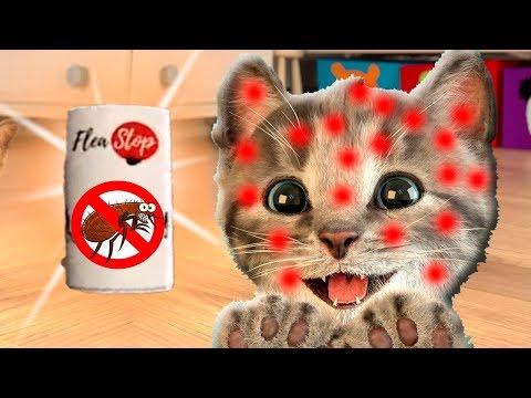Детский мультфильм для самых маленьких про котят