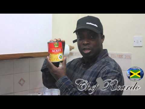 Jamaica Ackee and Salt fish from (Chef Ricardo Cooking) New Recipe