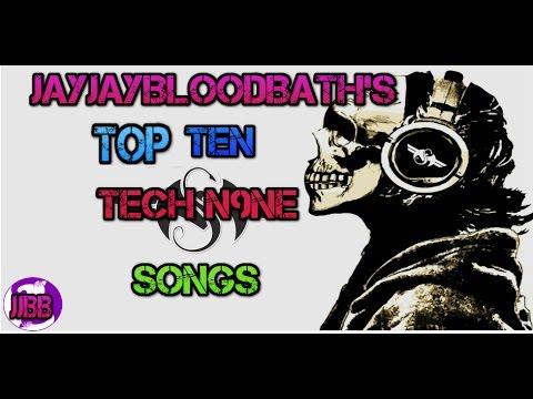 My Top 10 Tech N9ne Songs