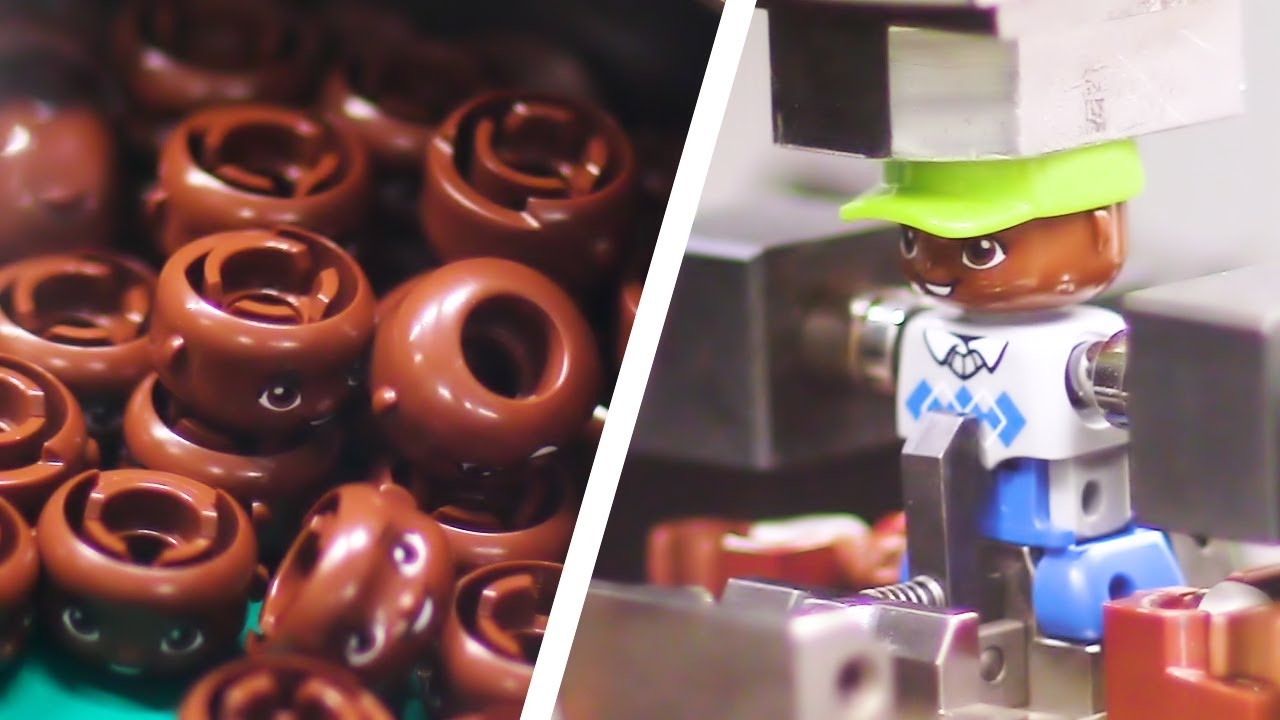 How is LEGO DUPLO Made? | LEGO Factory Behind The Scenes