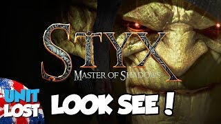 Styx: Master of Shadows Gameplay - Goblin stealth killer?! - Look See!