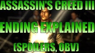 Download Video Assassin's Creed III Ending Explained - SPOILERS - End of AC3 Discussion MP3 3GP MP4