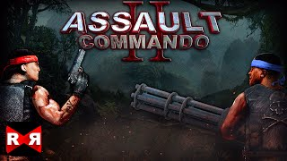 Assault Commando 2 (By Cellular Bits) - iOS / Android - Gameplay Video
