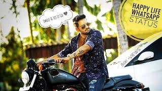 Happy Life Whatsapp Status Tamil | Enjoy The Life | Attitude | Positivity