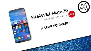 Huawei Mate 20 - Does this change everything?