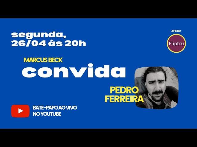 CONVIDA #02 - Pedro Ferreira (autor de Post Mortem)