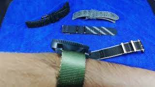 Gambar cover Seat Belt Nato Strap from Vario Singapore: Totally worth it!