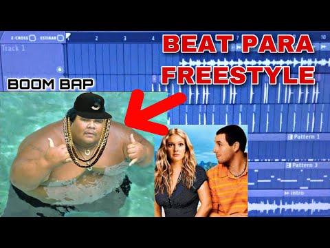 """Download Hice un Beat con este hit """"somewhere over the rainbow"""" - Freestyle type Beat  , base de rap boom bap"""