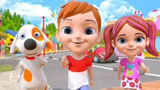 To Market To Market | Nursery Rhymes for Children | Cartoons for Babies by Little Treehouse