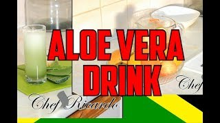 Drink aloe vera for 5 day and see what happened to your body | Chef Ricardo Cooking