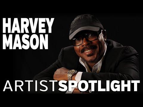Exclusive Content: Harvey Mason