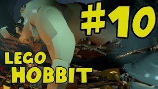 Lego The Hobbit Walkthrough Part 10 - Goblin King - Lego Hobbit The Video Game Gameplay
