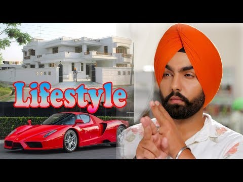 Ammy Virk Lifestyle,Biography, Age, Height, Wiki, Girlfriend, Family
