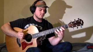 Sad But True - Metallica (Fingerstyle Cover) Daniel James Guitar