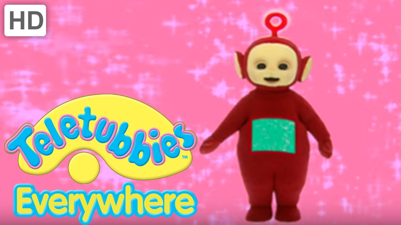Teletubbies Everywhere Marble Track Germany Full