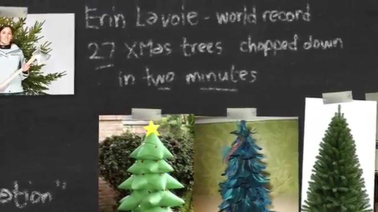 history 101 christmas trees - Christmas Tree History
