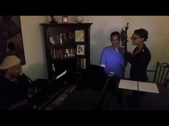 Dream About_live rehearsal (with: Jennifer Bassett & Jasmine Madison)