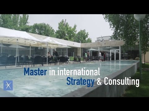 MSc In International Strategy & Consulting